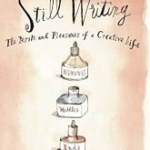 Still writing book cover