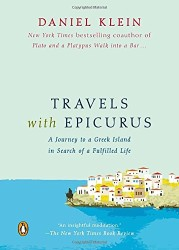 Travels with Epicurus book cover