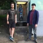 Futel, phone booth
