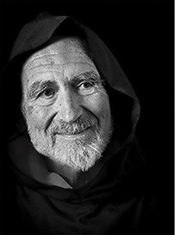 monk, Br. David