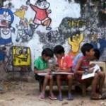 Indian children art
