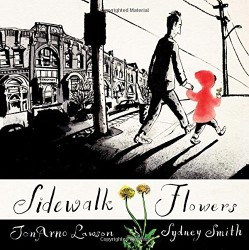 Sidewalkflowersbookcover