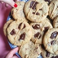 Cookies de Noël, moelleux à cœur, croustillants à l'extérieur