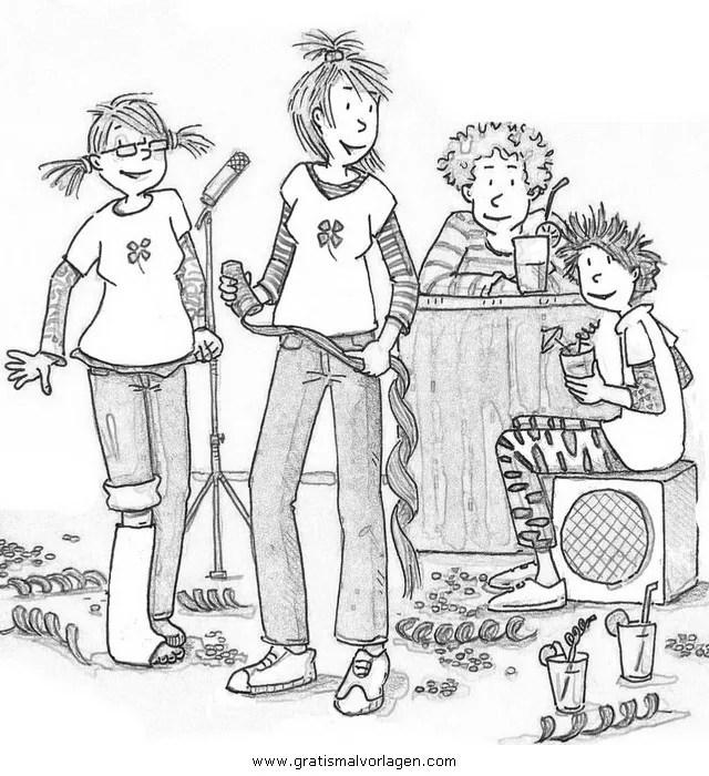 Conni 11 Gratis Malvorlage In Comic Amp Trickfilmfiguren