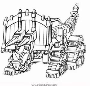 Dinotrux 5 Gratis Malvorlage In Comic Amp Trickfilmfiguren