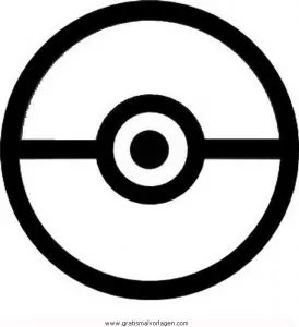 Pokemon Pokeball Gratis Malvorlage In Comic