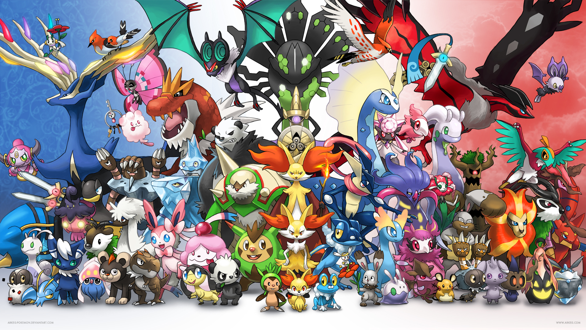Fondos De Pantalla De Pokemon Wallpapers De Pokemon Gratis