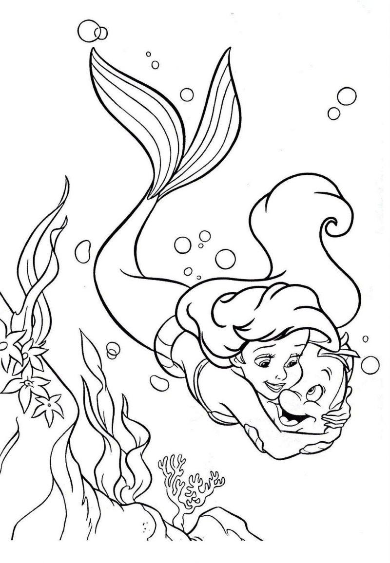 Libro unicornio libro para colorear para niños y adultos + bono: Dibujos de la Sirenita para colorear, pintar e imprimir gratis