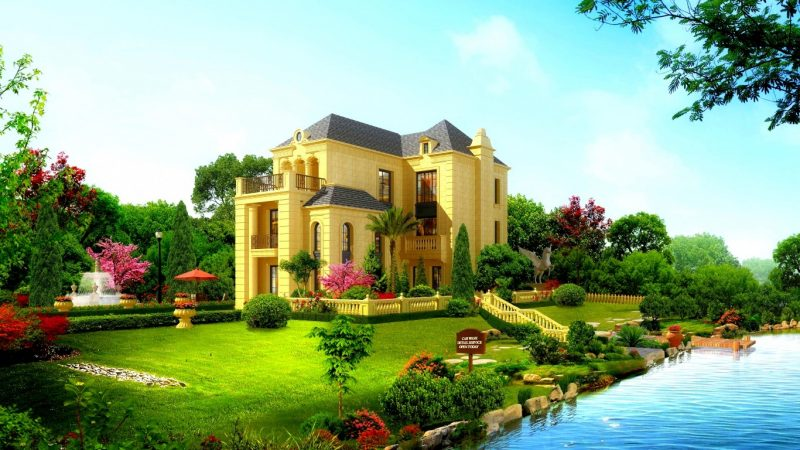 Fondos de Pantalla de Mansiones, Wallpapers HD de ... on Modern:szae7Exnfpq= Amazing Houses  id=45370