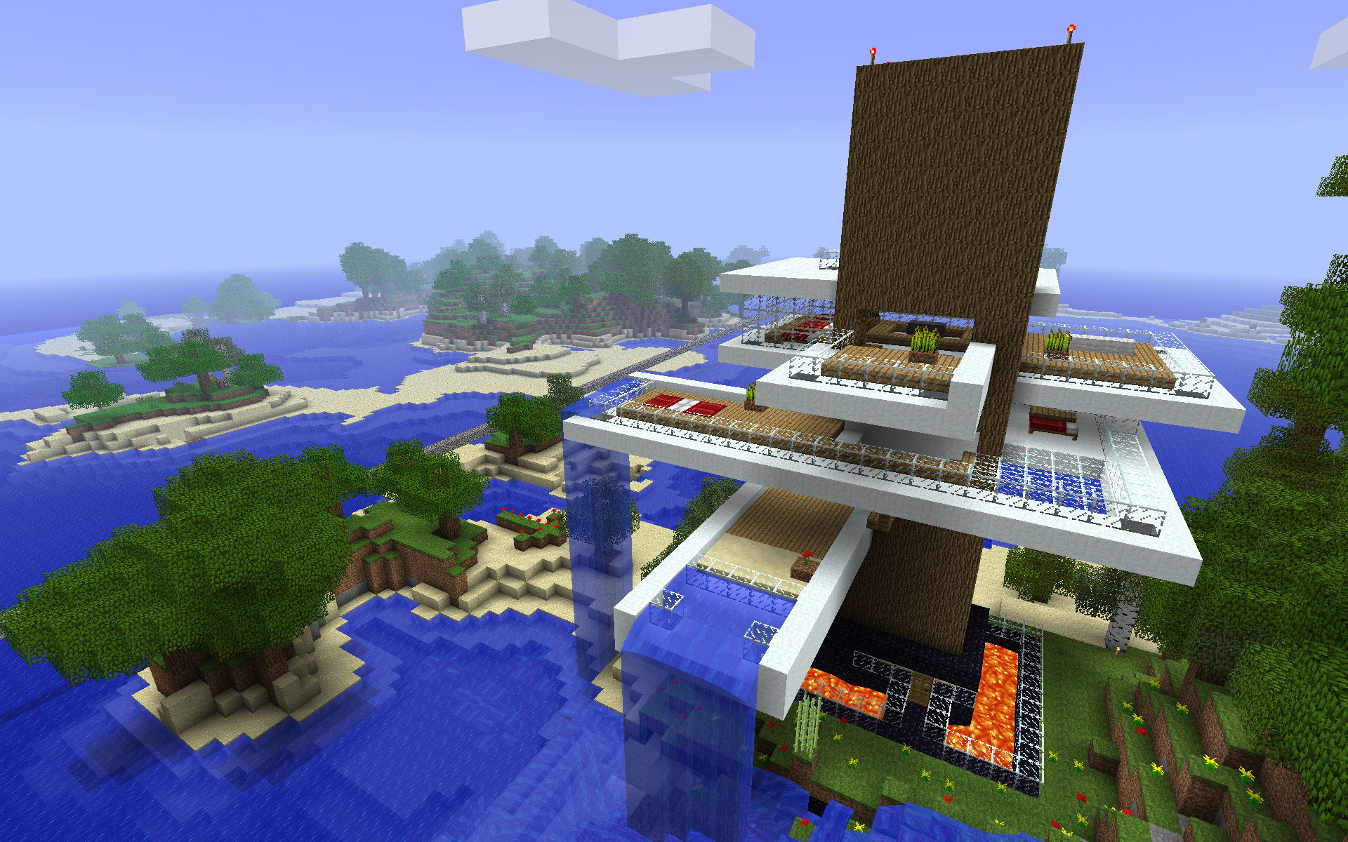 Fondos De Pantalla De Minecraft Wallpapers HD E Imgenes