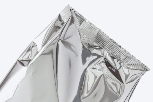 embalagem flexivel metalizada