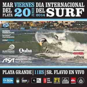 Dia del surf 2014