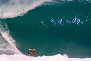 Manuel Resano, el secreto mejor guardado del surfing en olas grandes