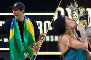 Kelvin Hoefler de Brasil ganador del Street League Nike SB 2015