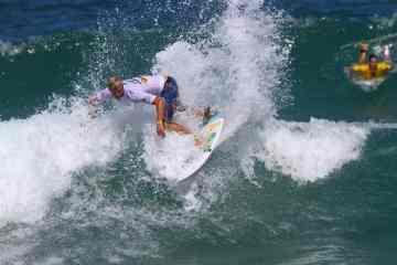 Hispanoamérica avanza a la tercera ronda del Mahalo Surf Eco Festival