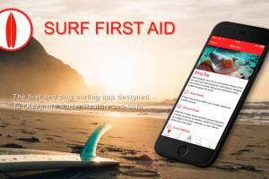Surf First Aid, una App de primeros auxilios para surfistas