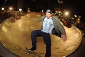 """Wes Kremer """"¿El Messi del skate? Nooo, Lio está en otro nivel..."""""""