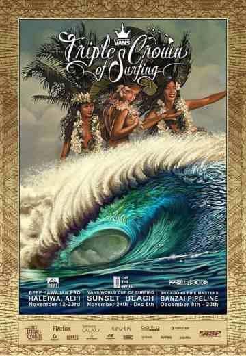 La Vans Triple Crown of Surfing regresa a hawaii para su edición número 33
