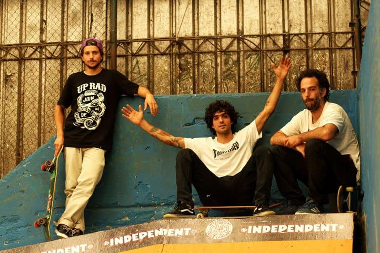 Sandro Moral y Darío Mattarollo los protagonistas del Independent Pro Contest