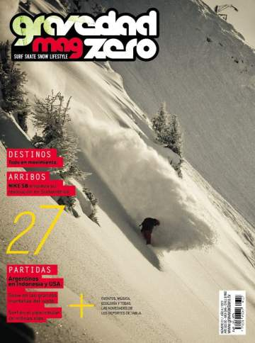 GZ 20 años andando, Snowboard