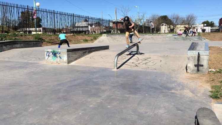 Skatepark Zarate