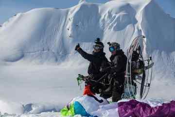 Lo que tenés que saber sobre Xavier De La Rue, la leyenda del snowboard