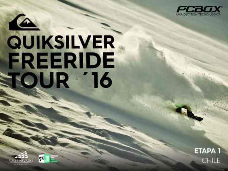 QS FREE RIDE TOUR PARADA 1 valle nevado FB logo en negro