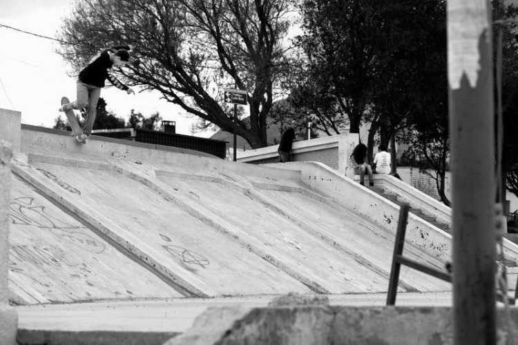 Marius Syvanen - Backside Noseblunt