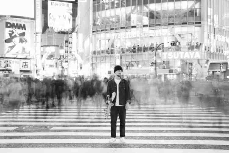 Renato en Tokyo  #SoloTour