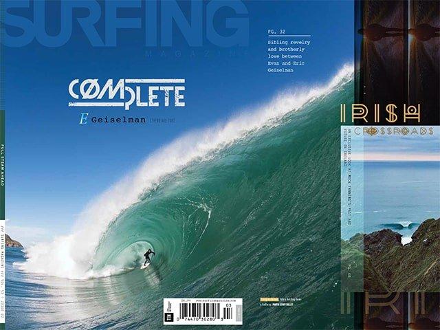 ultima tapa de surfing magazine