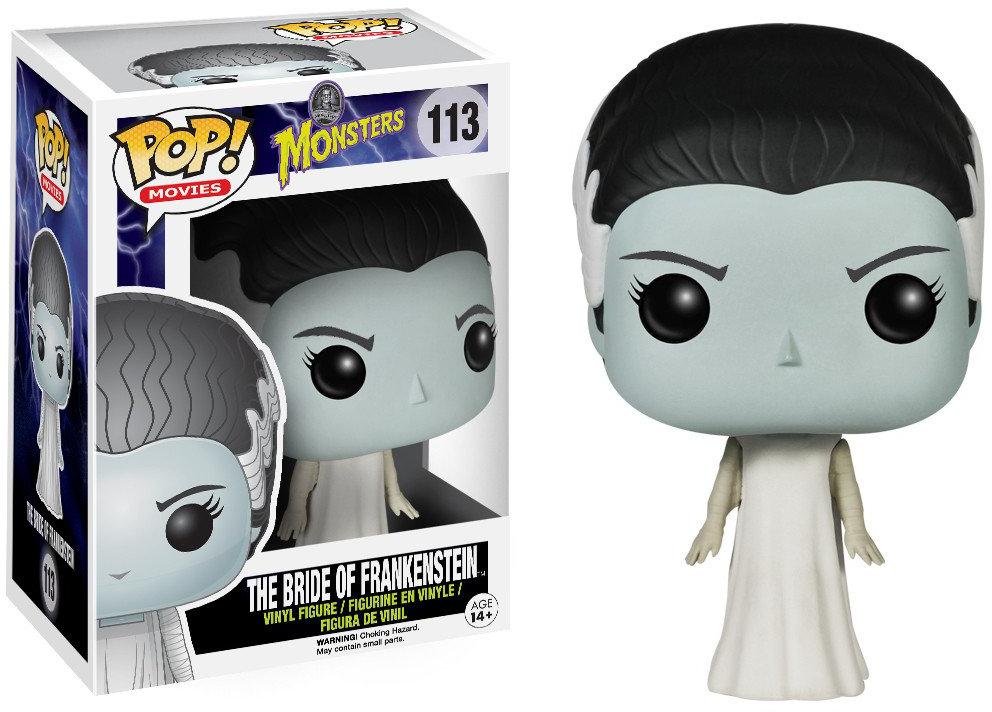 Funko Pop! Movies #113 Universal Monsters Bride of Frankenstein