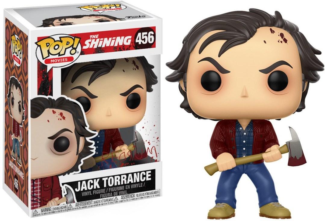 Funko Pop! Movies #456 The Shining Jack Torrance