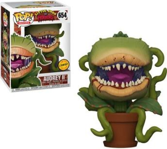 Funko Pop! Movies #654 Little Shop of Horrors Audrey II [Bloody]