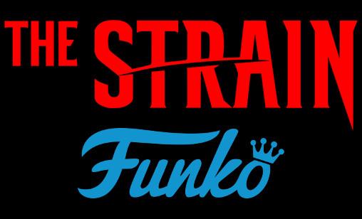 Every The Strain Funko Pop!