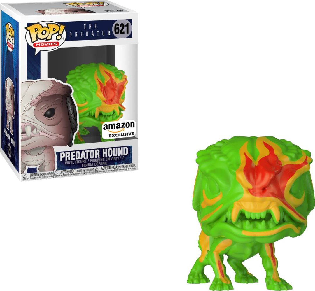 Funko Pop! Movies #621 The Predator Predator Hound [Heat Vision]