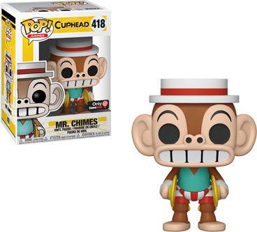 Funko Pop! Games #418 Cuphead Mr. Chimes