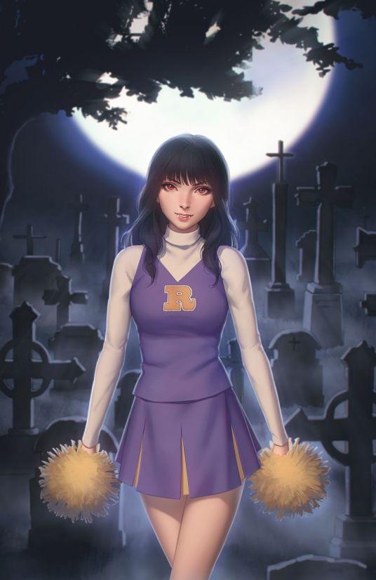 Stadium Comics Exclusive Cover by Miura Naoko (Virgin)