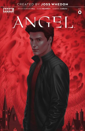 Main Cover by Boris Pelcer