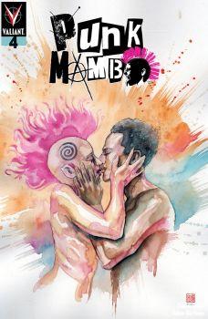 Cover B by David Mack