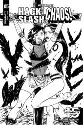 Cover A by Tim Seeley (Black & White)