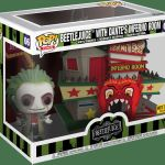 Funko Pop! Town #06 Beetlejuice With Dante's Inferno Room