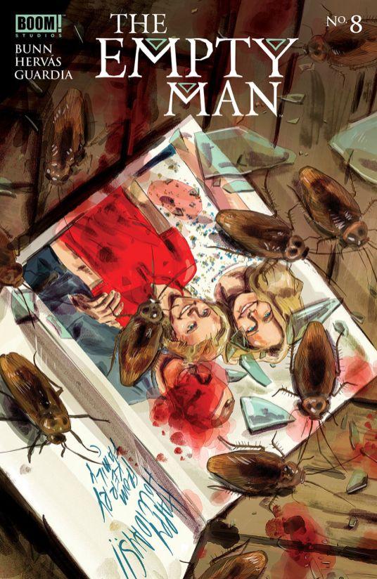 Variant Cover by Jesus Hervas