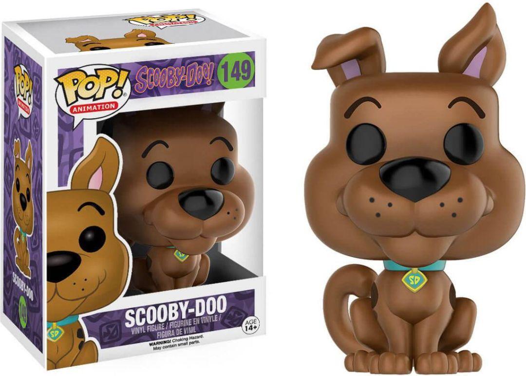 Funko Pop! Animation #149 Scooby-Doo Scooby-Doo