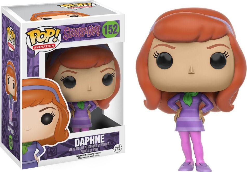 Funko Pop! Animation #152 Scooby-Doo Daphne