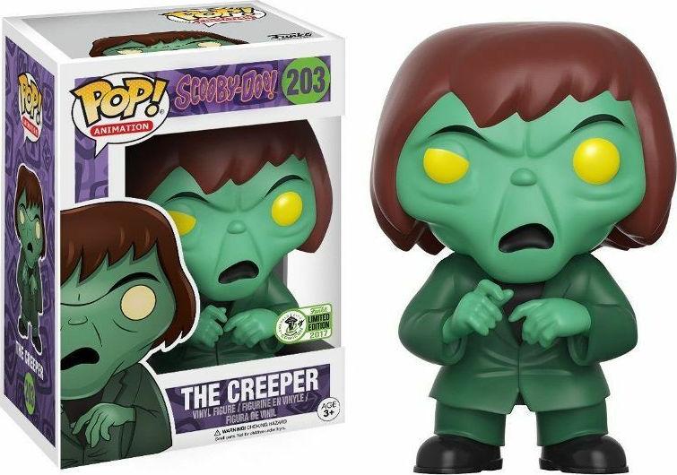 Funko Pop! Animation #203 Scooby-Doo The Creeper