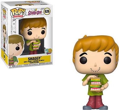 Funko Pop! Animation #626 Scooby-Doo Shaggy [with Sandwich]