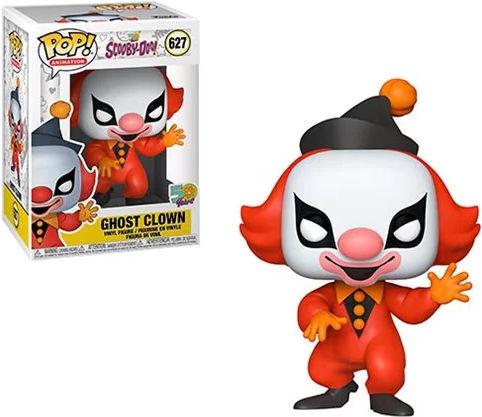 Funko Pop! Animation #627 Scooby-Doo Ghost Clown