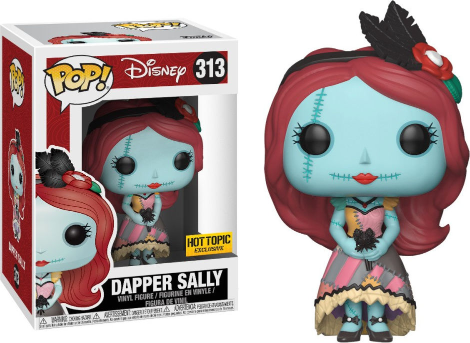 Funko Pop! Disney #313 The Nightmare Before Christmas Dapper Sally
