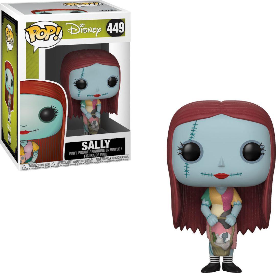 Funko Pop! Disney #449 The Nightmare Before Christmas Sally [with Basket]