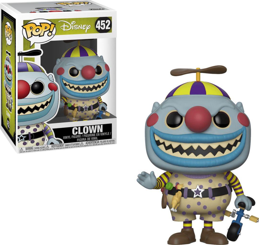 Funko Pop! Disney #452 The Nightmare Before Christmas Clown